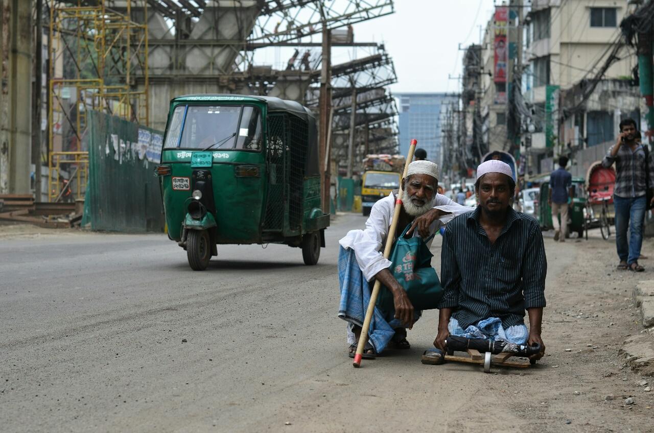 Chittagong City Street